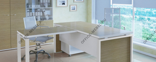 Мебель для кабинета Steel Evo на Office-mebel.ru