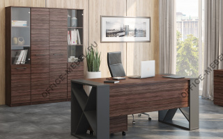 Spring - Кабинеты руководителя на Office-mebel.ru