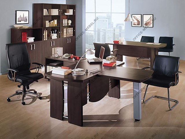 Мебель для кабинета Борн на Office-mebel.ru