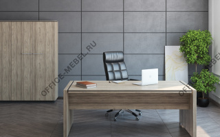 Capri - Кабинеты руководителя из материала МДФ из материала МДФ на Office-mebel.ru