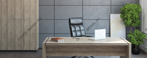 Мебель для кабинета Capri на Office-mebel.ru