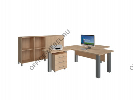 Композиция №3 на Office-mebel.ru