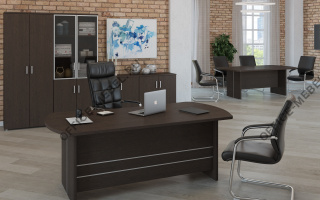 Bonn - Кабинеты руководителя на Office-mebel.ru