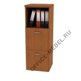 Шкаф с файловыми ящиками 317 на Office-mebel.ru