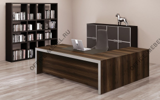 Vogue Cotto - Кабинеты руководителя из материала ДСП из материала ДСП на Office-mebel.ru
