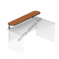 Полка к столу 875 на Office-mebel.ru