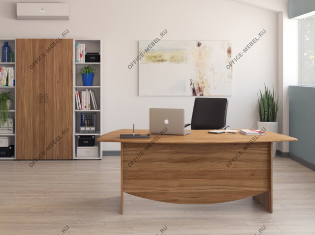 Мебель для кабинета Lund на Office-mebel.ru