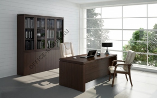Mark - Кабинеты руководителя на Office-mebel.ru