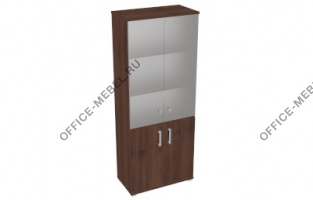 Шкаф S-675 на Office-mebel.ru