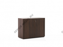 Шкаф низкий COTTO L.104 H.81 на Office-mebel.ru