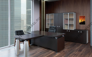 Blackwood - Кабинеты руководителя на Office-mebel.ru