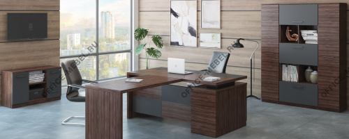 Мебель для кабинета Fort на Office-mebel.ru