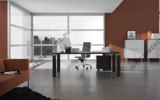 Tao - Кабинеты руководителя из материала ДСП из материала ДСП на Office-mebel.ru