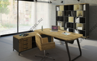 Loft - Кабинеты руководителя на Office-mebel.ru