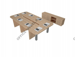 Композиция №8 на Office-mebel.ru