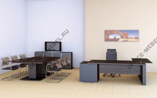 Ego Cotto - Кабинеты руководителя из материала ДСП из материала ДСП на Office-mebel.ru
